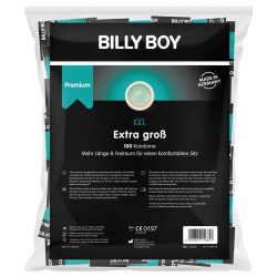 Billy Boy XXL Ekstra Store Kondomer