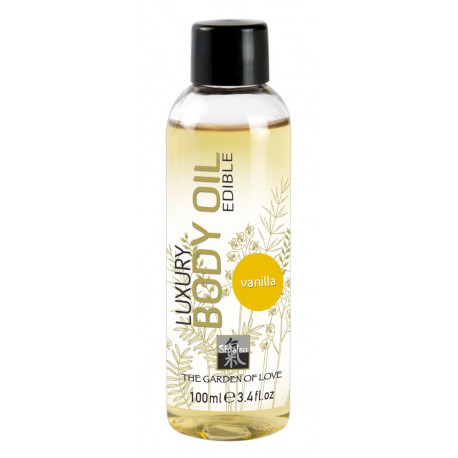 HOT Shiatsu Massage Body Oil 100 ml