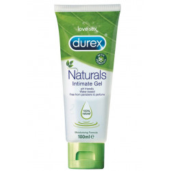 Durex Naturals Økologisk Vandbaseret Glidecreme