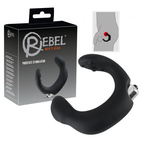 Rebel C-formet Silikone Prostata Stimulator
