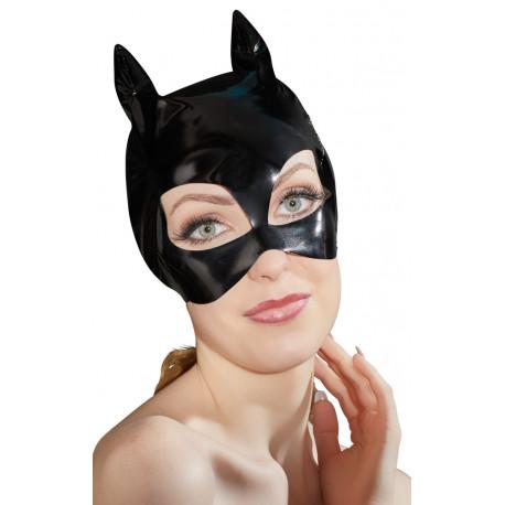 Black Level Cat Mask i Lak