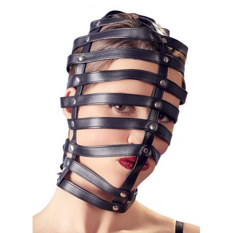 Bad Kitty Fetis Head Cage Maske