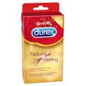 Durex Natural Feeling Easy Glide Ekstra Fugtige Kondomer