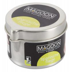 Magoon Varmende Massagelys med Duft