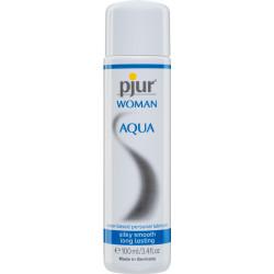 Pjur Woman Aqua Vandbaseret Glidecreme