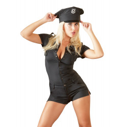 Cottelli Politi Jumpsuit Uniform