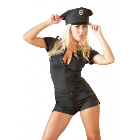 Cottelli Politi Uniform Jumpsuit
