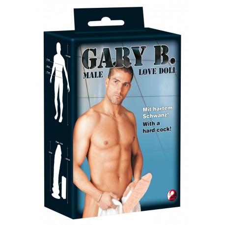 You2Toys Gary B Mande elskovsdukke