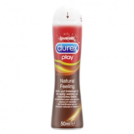 Durex Play Natural Feeling Silikone Glidecreme