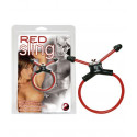 You2Toys Red Sling Penisring