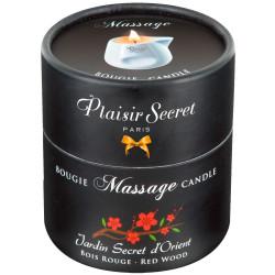 Plaisir Secret Massagelys
