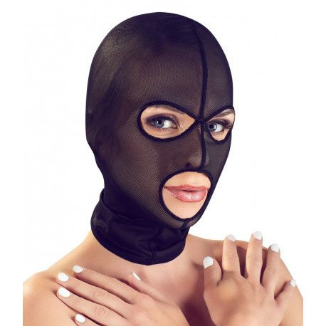 Bad Kitty Elastisk Nylon Maske