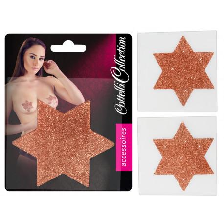 Nipple Sticker Star