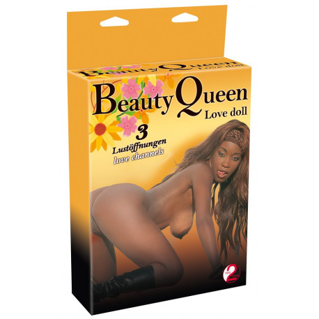 You2Toys African Queen Lulu Lovedoll