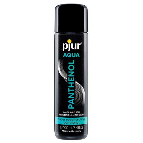 Pjur Aqua Panthenol Vandbaseret Glidecreme