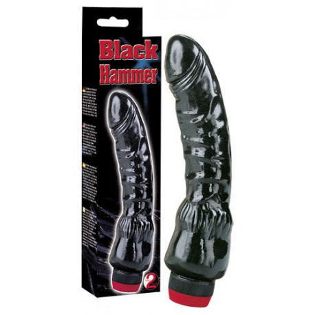 You2Toys Black Hammer Vibrator