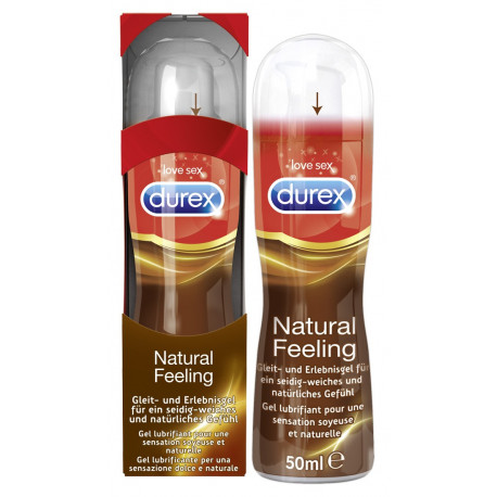 Durex Natural Feeling Glidecreme