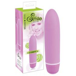 Sweet Smile Comfy Silokone Vibrator