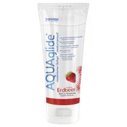 Joydivision Aquaglide Glidecreme med Smag