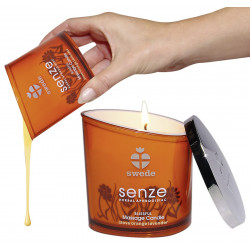 Swede Massage Candle
