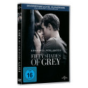 Fifty Shades Of Grey DVD dansk udgave