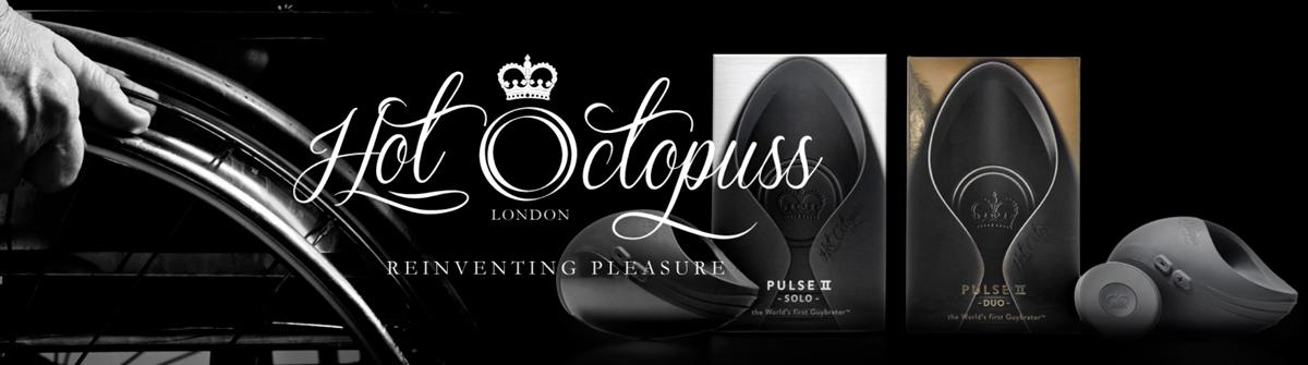 Hot Octopuss vibratorer til mænd og kvinder flot designet og meget effektive
