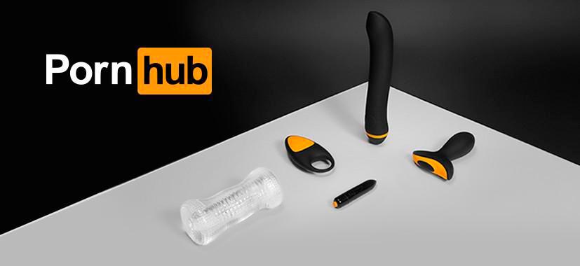 Pornhub Toys - laver nu også sexlegetøj der kan bruges på nettet