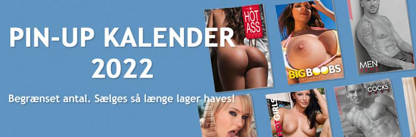 Frække kalendere 2022